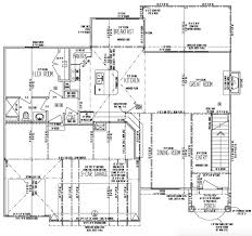 Charleston Floor Plan by Charleston Ii New Homes Kansas City