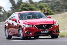 what country mazda cars from 2017 mazda6 review