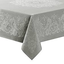 waterford table linens damascus waterford linens celeste tablecloth bed bath beyond