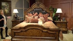 Aico Bedroom Furniture Tuscano Melange Bedroom Set By Michael Amini Aico Home Gallery