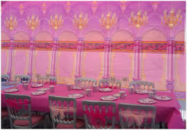 princess party wall decorations alluring decor inspiration hwxl sl