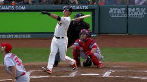 giants among men sf walks off to win nl pennant mlb com