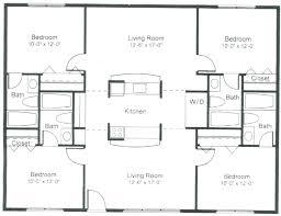 Kitchen Floor Plans With Islands by Galley Kitchen Floor Plans Redtinku