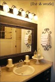 Large Framed Bathroom Wall Mirrors Decorative Bathroom Wall Mirrors Large Framed Bathroom Wall