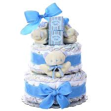 diper cake alder creek boy s two tier cake free shipping today