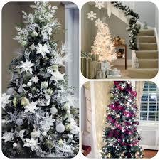 Christmas Home Decor Uk Decorated Christmas Trees Decorations Ideas Tree Uk Stylish