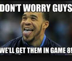 Javale Mcgee Memes - javale mcgee talking about a game 8 nba memes pinterest
