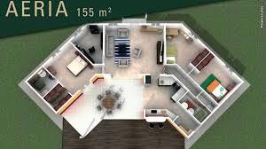 Plan De Maison Antillaise Caribois Constructeur De Maisons Individuelles 97122 Baie Mahault