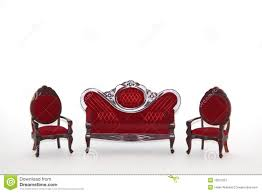 Furniture Living Room Set by Doll House Furniture Living Room Set Royalty Free Stock