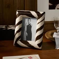 Polo Home Decor by Chatwin Zebra Frame Frames U0026 Desk Accessories Home Ralphlauren Com