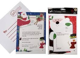 father christmas letter u0026 santa reply letter amazon co uk