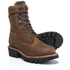 timberland pro rip saw soft toe logger work boots for men save 39