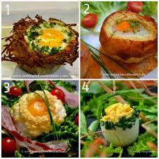 recette de cuisine avec des oeufs 4 recettes d oeufs de pâques en entrée petits plats entre amis