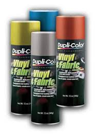 dupli color high performance vinyl and fabric coating free