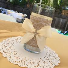 centerpieces for baptism cheap baptism center jar from dollar store ribbon from