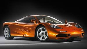 when was the made the legendary history of the mclaren f1