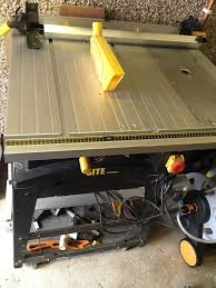 Site Table by Site Tmn250ts Table Saw In Coventry West Midlands Gumtree