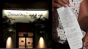 former panera employee says u0027no excuse u0027 for writing insult on