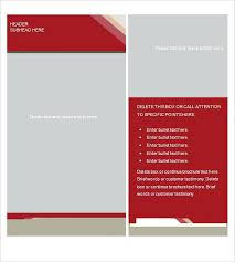 brochure templates for word 2007 free brochure template for microsoft word free doc format
