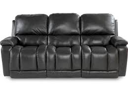 La Z Boy Reclining Sofa La Z Boy Greyson Casual Power La Z Time Reclining Sofa With