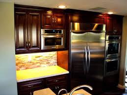 Kitchen  Black Granite Countertops With Dark Cabinets Brushed - Bronze kitchen cabinet hardware
