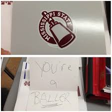 mississippi state writes best recruiting letter ever to u0027baller