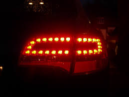 audi a6 avant c6 u2013 led tail light retrofit audi tail light