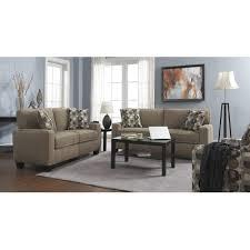 Beige Sofa And Loveseat Serta At Home Serta Rta Palisades 61