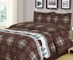rustic cabin rustic cabin bedding ebay