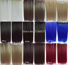 Synthetic Vs Human Hair Extensions by Human Hair Clip In Hairpieces Indian Remy Hair