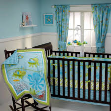 Surfer Crib Bedding Dreams Collection
