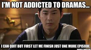 Quit Lying Meme - 10 lies k drama addicts tell you know you re guilty ipad lol