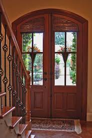 home design interior arched french doors ironwork home builders