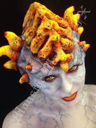 Fx Makeup Schools 14 Best Midian U0027s Creations Images On Pinterest Monster Makeup