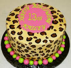 cheetah cakes for neutral baby shower theme u2014 liviroom decors
