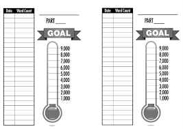 Count Word In Pdf Project Word Count Trackers For A5 Planners