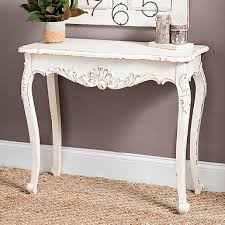 Ivory Console Table Ivory Baroque Console Table Console Tables Consoles And Interiors