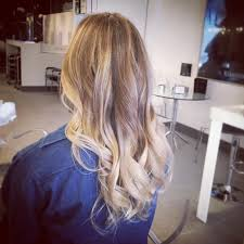 coloring over ombre hair here s what you need to know about color melting your hair