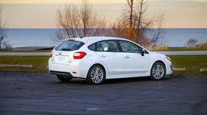 raised subaru impreza 2015 subaru impreza 5 door test drive review