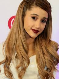 photos of arians hair ariana grande hair color red blond formula