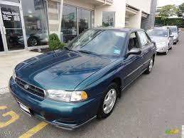 toyota subaru 1998 1998 spruce pearl metallic subaru legacy l sedan 51479423