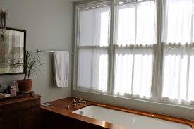 the shingled house burlap window shades