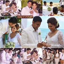 wedding registers aruni rajapaksha registers marriage gossip lanka news