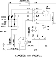 component ac schematic diagram studebaker technical page index