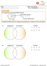 primaryleap co uk carroll diagrams worksheet t4l pinterest