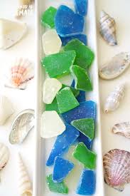 easy edible sea glass candy happiness is homemade