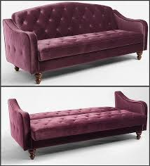 Tufted Leather Sofa Bed Sofa Excellent Tufted Leather Sleeper Sofa Sofas Beds Tufted