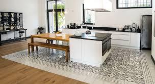cuisine carreaux ciment les carreaux de ciment un décor source d inspiration