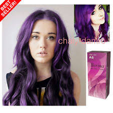 top selling hair dye purple permanent hair colouring products ebay