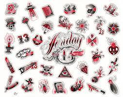 18 friday the 13th ideas ricardo castro orange
